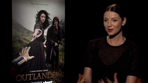 Caitrionia Balfe Talks About The Sex Intimacy In Outlander