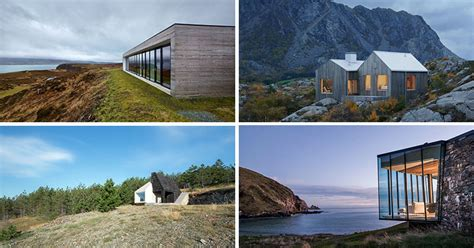 totally secluded homes  escape   world