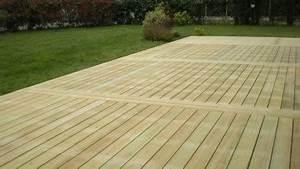 Lame De Bois Terrasse : lames de terrasse bois cde n goces ~ Dailycaller-alerts.com Idées de Décoration