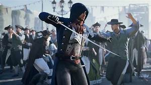The Assassin's Creed Unity Launch Trailer Arrives
