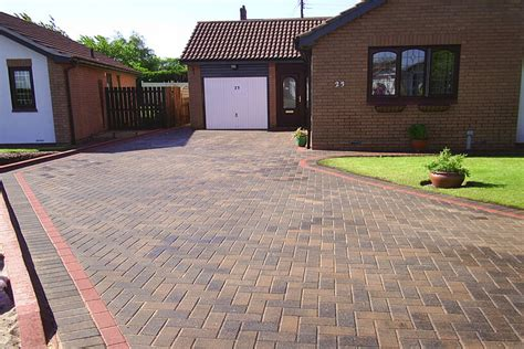 paving patterns for driveways driveways north east driveway installers pavers block paving