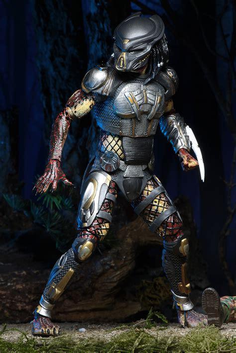 Predator (2018) – 7″ Scale Action Figure – Ultimate ...