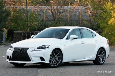 Is250 F Sport by 2013 Lexus Is250 F Sport White Cars For Sale In Brunei