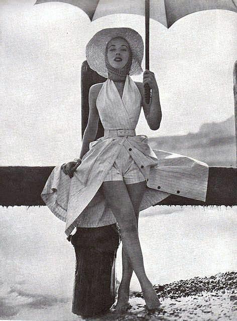 vogue july  vernier vintage fashion photography