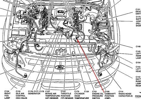 Ford Tauru Engine Sensor Wiring Diagram 2013 ford taurus sho as well 2006 honda civic moreover