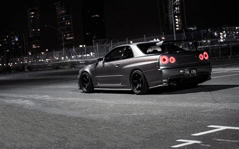 nissan skyline gtr carros usa
