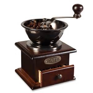 Classic Coffee Grinder Sturbridge Yankee Workshop