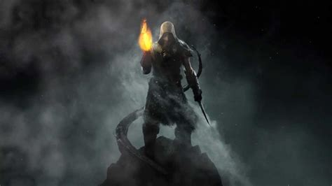Animation Wallpaper - skyrim animated wallpaper http www desktopanimated