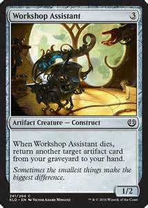 Magic Wolf Deck by Av Club Spoilers Common And Uncommon Artifact Creatures