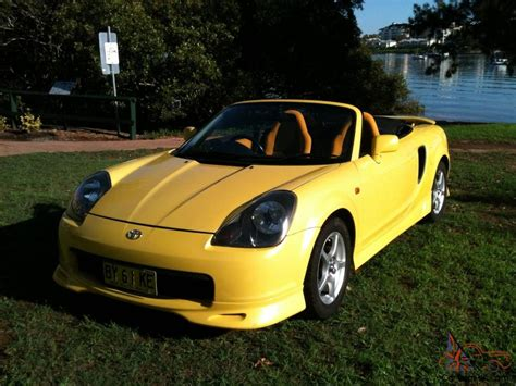 best car repair manuals 2001 toyota mr2 electronic valve timing toyota mr2 spyder 2001 convertible sequential manual 11 months rego