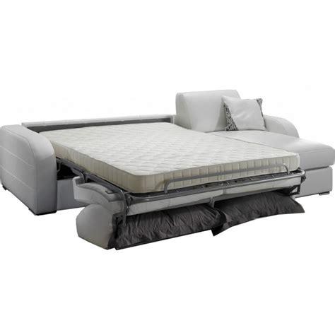 canapé lit 150 cm canapé lit d 39 angle réversible 5 places lit 140 cm