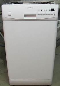 Spülmaschine 55 Cm : biete einen schmalen 45 cm breiten privileg geschirrsp ler in hervorragendem zustand an sein ~ Markanthonyermac.com Haus und Dekorationen