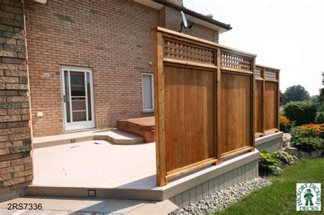 deck privacy screen   pinterest