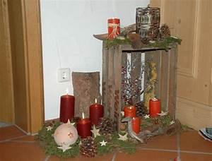 Weihnachtliche Deko Ideen : carolas scrapbookeck meine weihnachtliche deko ~ Markanthonyermac.com Haus und Dekorationen