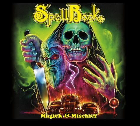 ALBUM REVIEW: SpellBook - Magic and Mischief | Ghost Cult ...