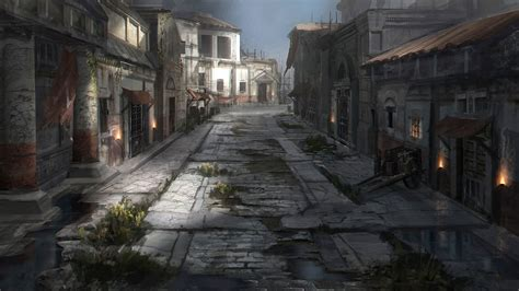 God Of War Ascension Concept Art By Cliff Childs