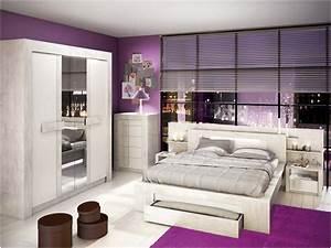 Chambre A Coucher Conforama : chambre conforama adulte frais lit armoire conforama lit ~ Melissatoandfro.com Idées de Décoration