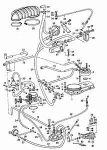 Porsche 911 Vacuum Limiter 93011022000
