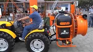 Pasquali Tractor Bomba Fumigaci U00f3n  El Huerto-ecuador