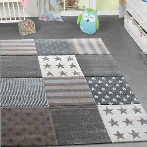 Teppich Für Kinderzimmer : kinderzimmer teppich stern design spielteppich gem tlich kinder beige grau creme ebay ~ Eleganceandgraceweddings.com Haus und Dekorationen