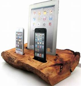 Dockingstation Ipad Und Iphone : cedar ipad and dual iphone 5 docking station gadgets matrix ~ Markanthonyermac.com Haus und Dekorationen