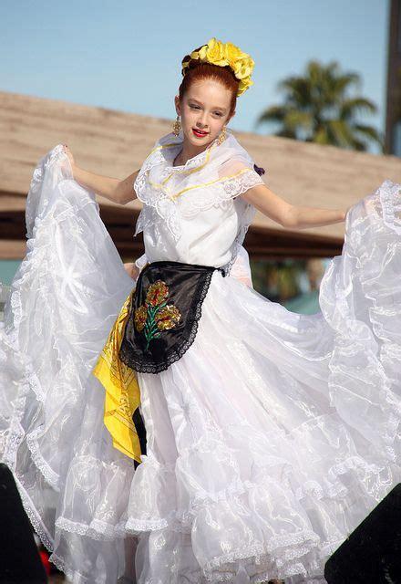 Ballet Folklorico Traje de veracruz Vestidos mexicanos