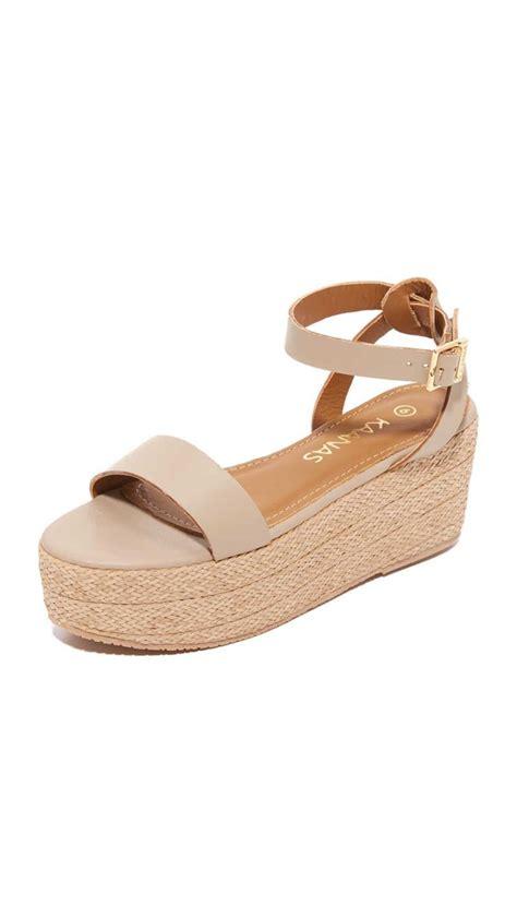 shoes that light up platform espadrille wedge sandals on trend for 2017
