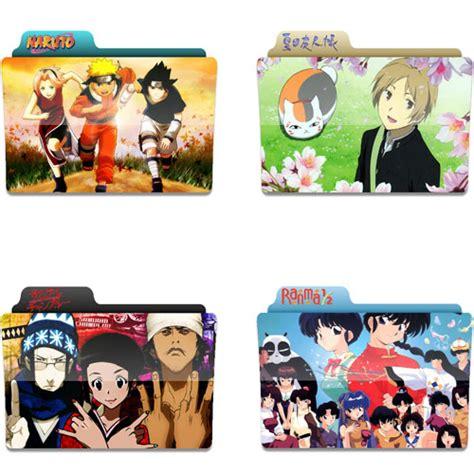 Anime Folder Icons Free Anime Folder Icons 7 By Tinpopo On Deviantart