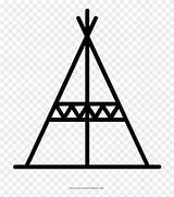 Teepee Coloring Indian Tent Clipart Reduced K12 Academy International Pikpng Complaint Copyright Clipartkey sketch template