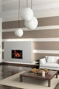 Wohnzimmer Farbe Gestaltung : wandfarbe wohnzimmer ideen ~ Markanthonyermac.com Haus und Dekorationen