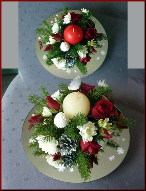 art floral deco noel decoration noel  art floral noel