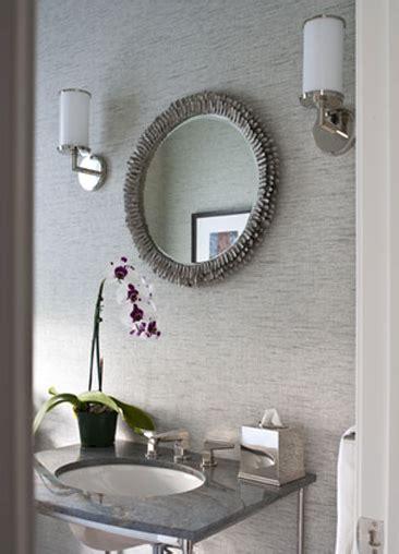 gray bathroom contemporary bathroom elissa grayer design
