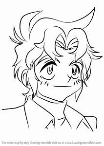 Learn How To Draw Enrique From Beyblade Beyblade Step By