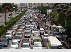 Traffic jams in Karachi result in losses worth of millions