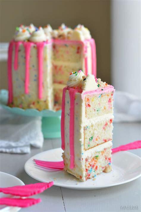 ultimate funfetti layer cake recipe sodas cakes