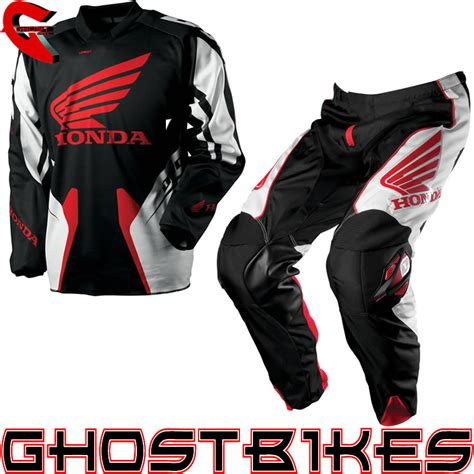motocross jerseys and pants one industries 2013 carbon honda mx enduro motocross