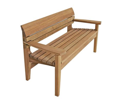 chico bench benches from benchmark furniture architonic