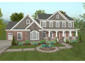 Craftsman Two Story House Plans Photo by Chancellor Craftsman Home Plan 013d 0173 House Plans And