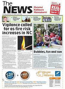The News North Canterbury 10-12-15 by Local Newspapers - Issuu
