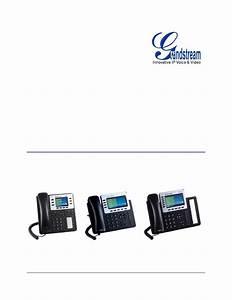 Grandstream Gxp2130 User Guide User Manual