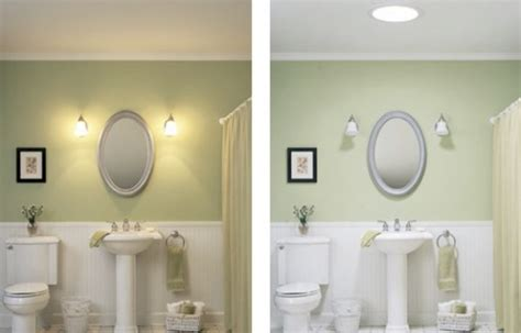 Windowless Bathroom Paint Colors by Bring An Eye Catching Appeal Into Your Windowless Bathroom