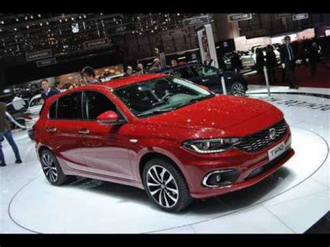 fiat tipo hatchback car review price youtube