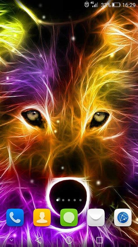 Live Animal Wallpaper Free - 3d animals live wallpaper android apps on play