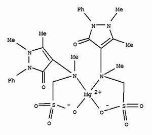 Structure Of Magnesium Sulfate