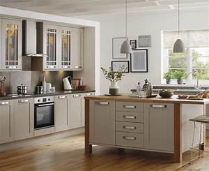 Tewkesbury Cashmere Kitchen Shaker Kitchens Howdens
