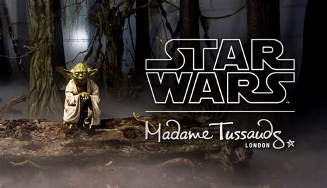 Star Wars Madame Tussauds Experience (London) - YouTube