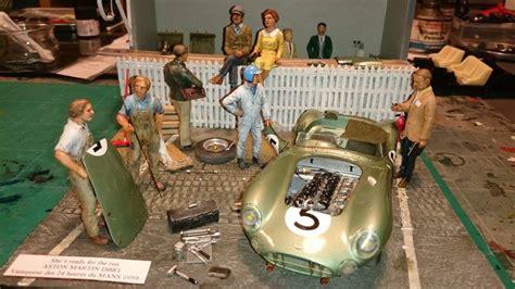 profil models aston martin dbr   scale diorama