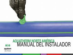 Aquatherm Offers Online Spanish Version Of Updated