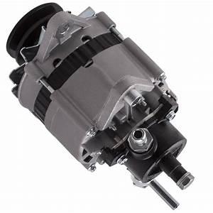 New 80amp 12v Alternator For Nissan Patrol Gq Gu 4 2l