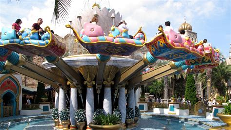 Magic Carpets of Aladdin - Orlando Tickets, Hotels, Packages